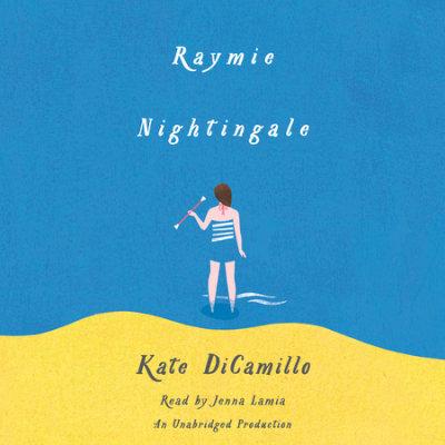 Raymie Nightingale cover