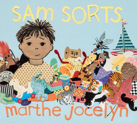 Sam Sorts by Marthe Jocelyn