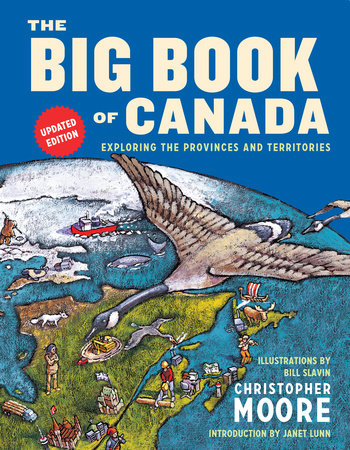The Big Book of Canada (Updated Edition) by Christopher Moore