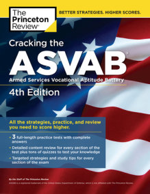 Cracking the ASVAB, 4th Edition