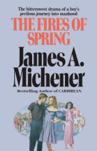 The Fires of Spring Cover