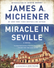 Miracle in Seville Cover