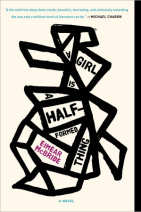 A Girl Is a Half-formed Thing Cover