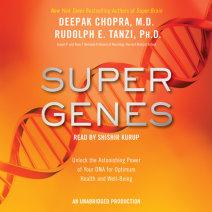 Super Genes Cover