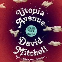 Utopia Avenue Cover
