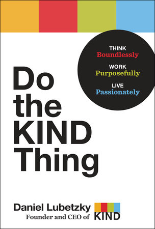 Do the KIND Thing cover