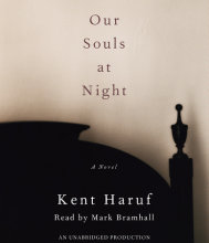 Our Souls at Night Cover