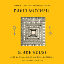 Slade House Cover