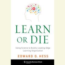 Learn or Die Cover