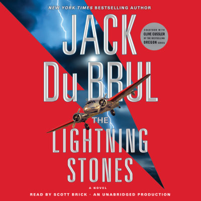 The Lightning Stones cover