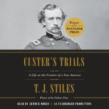 Custer's Trials Cover