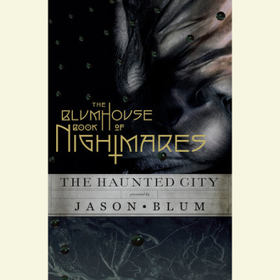 The Blumhouse Book of Nightmares cover