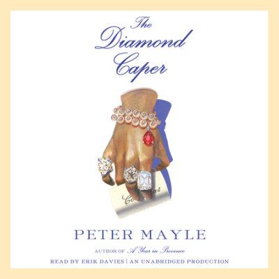 The Diamond Caper cover