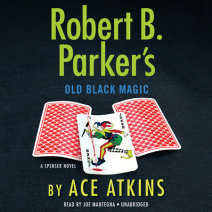 Robert B. Parker's Old Black Magic Cover