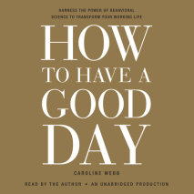 How to Have a Good Day Cover