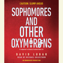 Sophomores and Other Oxymorons Cover