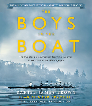 The Boys in the Boat (Young Readers Adaptation) cover