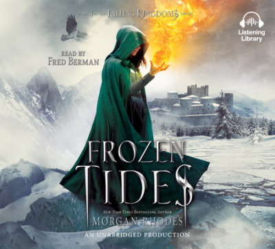 Frozen Tides cover