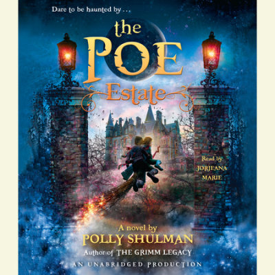 The Poe Estate cover