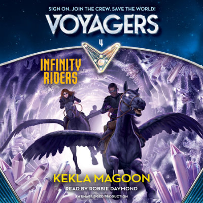 Voyagers: Infinity Riders (Book 4) cover