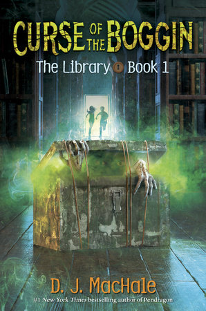 Curse of the Boggin (The Library Book 1) by D. J. MacHale