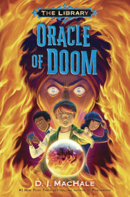 Oracle of Doom (The Library Book 3)