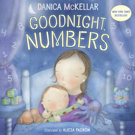 Goodnight, Numbers by Danica McKellar