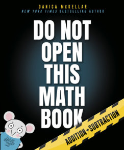 Do Not Open This Math Book