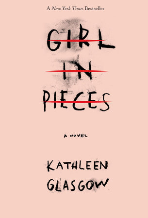 Girl in Pieces Book Cover Picture