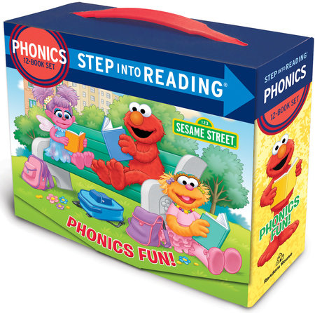 Phonics Fun! (Sesame Street) by Jodie Shepherd