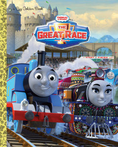 Thomas & Friends The Great Race (Thomas & Friends)