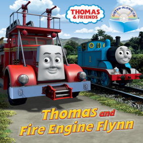 Thomas and Fire Engine Flynn Book and CD (Thomas & Friends)