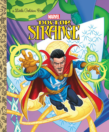 Doctor Strange Little Golden Book (Marvel: Doctor Strange) by Arie Kaplan