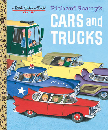 Richard Scarry's Cars and Trucks by Richard Scarry