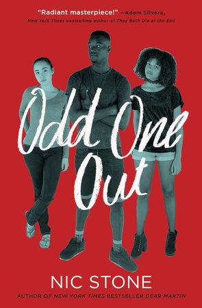 The cover of the book Odd One Out