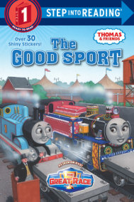 Thomas & Friends The Good Sport (Thomas & Friends)