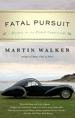 Fatal Pursuit by Martin Walker