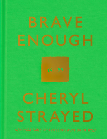 The cover of the book Brave Enough