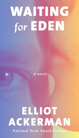 The cover of the book Waiting for Eden