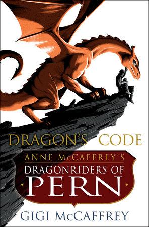Dragon's Code by Gigi McCaffrey