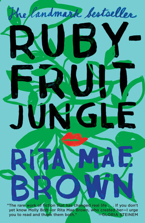 Rubyfruit Jungle Book Cover Picture