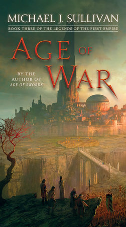 Age of War by Michael J. Sullivan