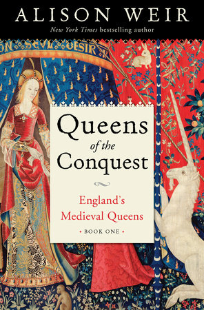 Queens of the Conquest Book Cover Picture