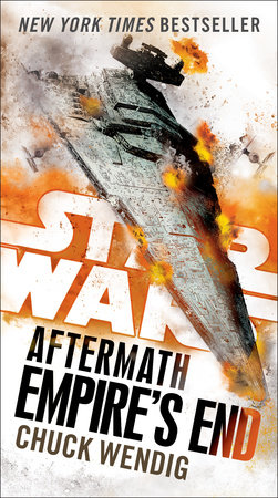 Empire's End: Aftermath (Star Wars) by Chuck Wendig