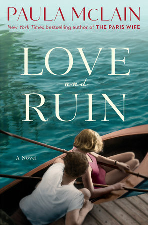 The cover of the book Love and Ruin