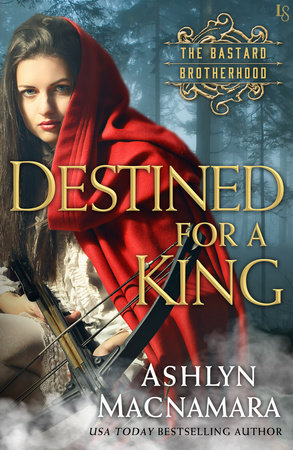 Destined for a King by Ashlyn Macnamara | PenguinRandomHouse