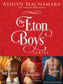 The Eton Boys Series 3-Book Bundle