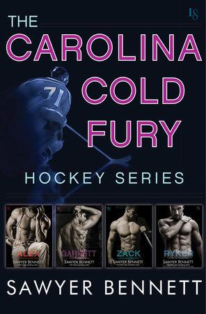 A Carolina Cold Fury Hockey Series 4-Book Bundle