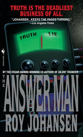 The Answer Man by Roy Johansen