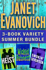 Janet Evanovich 3-Book Variety Summer Bundle